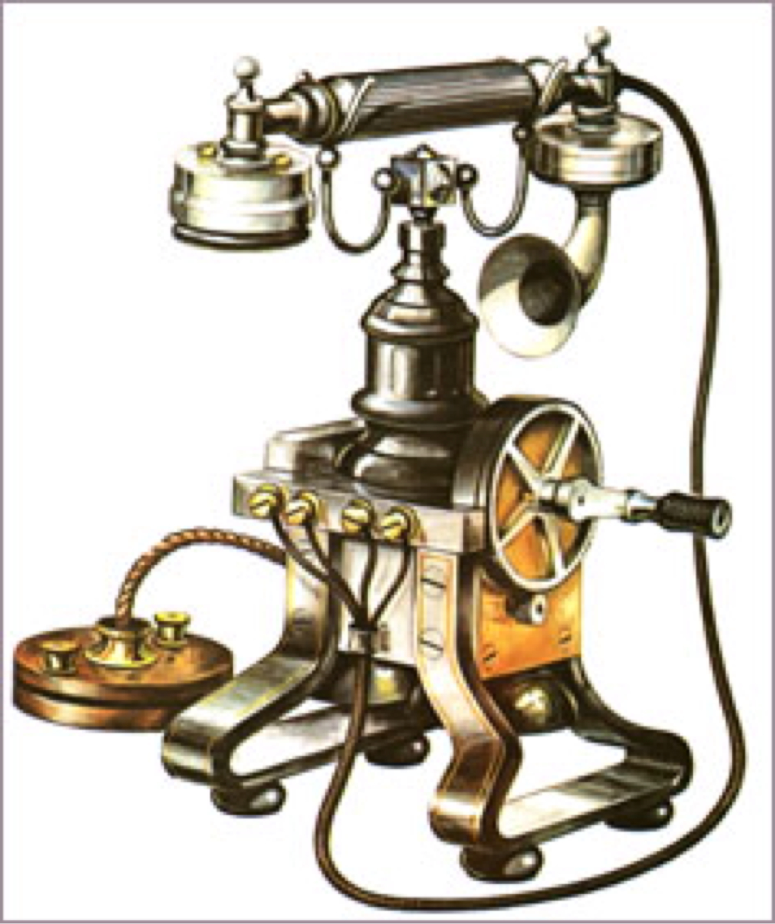 an analysis of the invention of the telephone in major advancements in communication The second industrial revolution was another great leap the second industrial revolution: timeline & inventions alexander graham bell invented the telephone.
