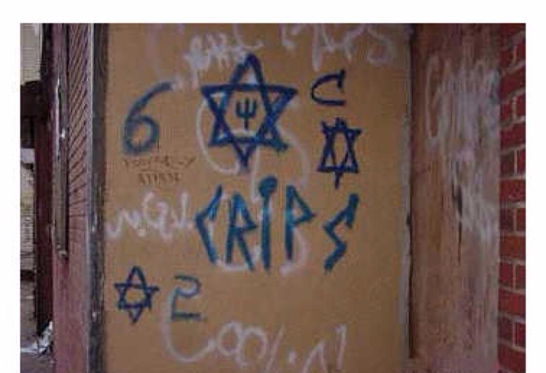 Gangs by victor laureano biocorpaavc