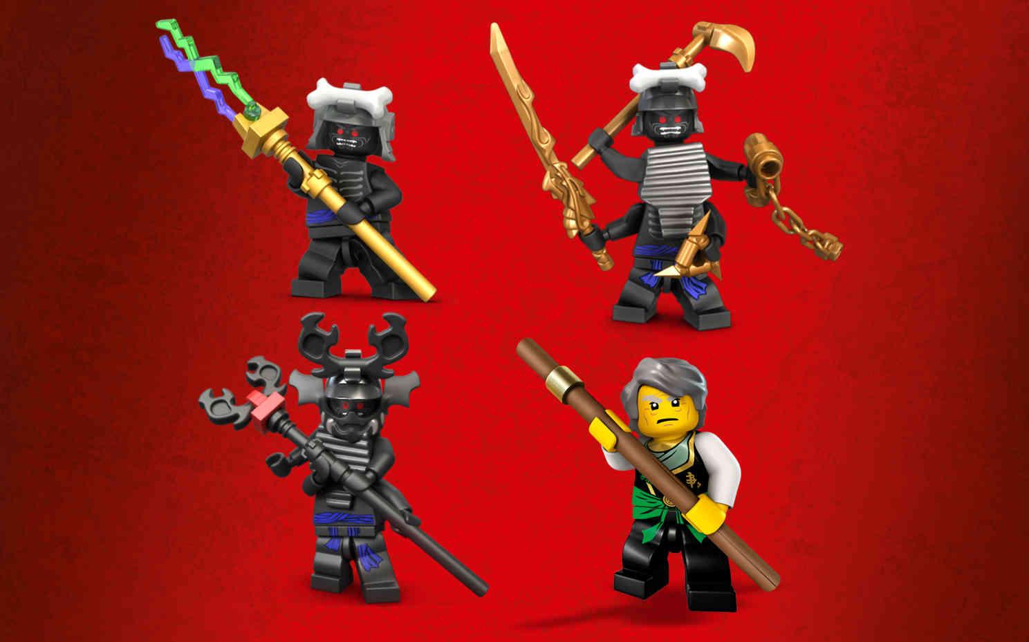copy of the world of ninjago by rachel mikel - Legocom Ninjago