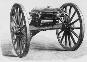 American Civil War Weapons by 21browntn