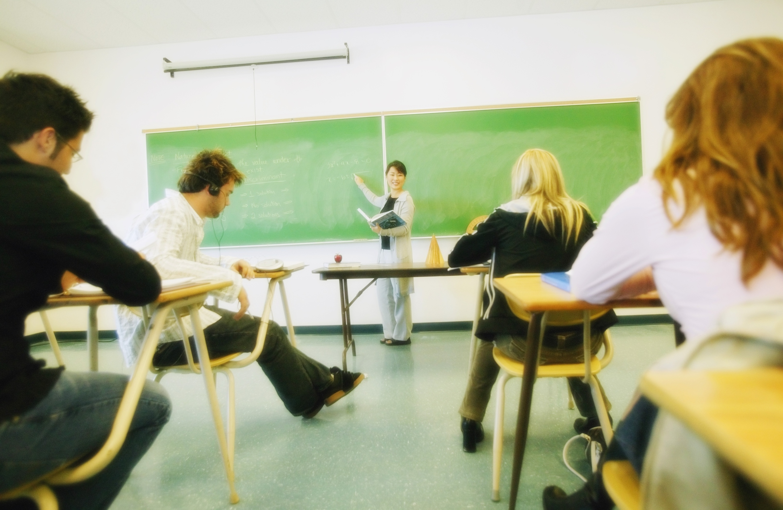 Secondary Teachers by touc0001