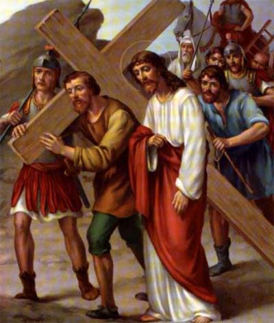 Journey with Jesus by kmdra06