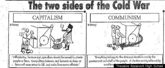 Funny Cold War Cartoons