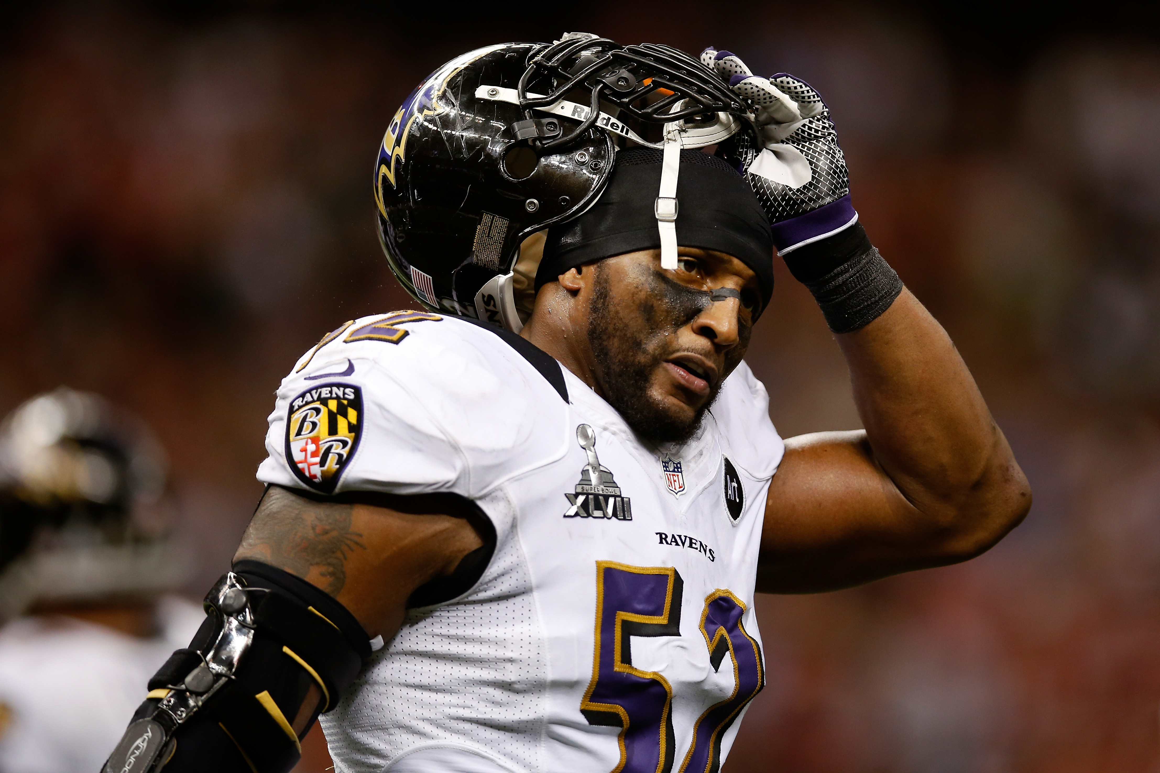 Ray Lewis By Jhafferty