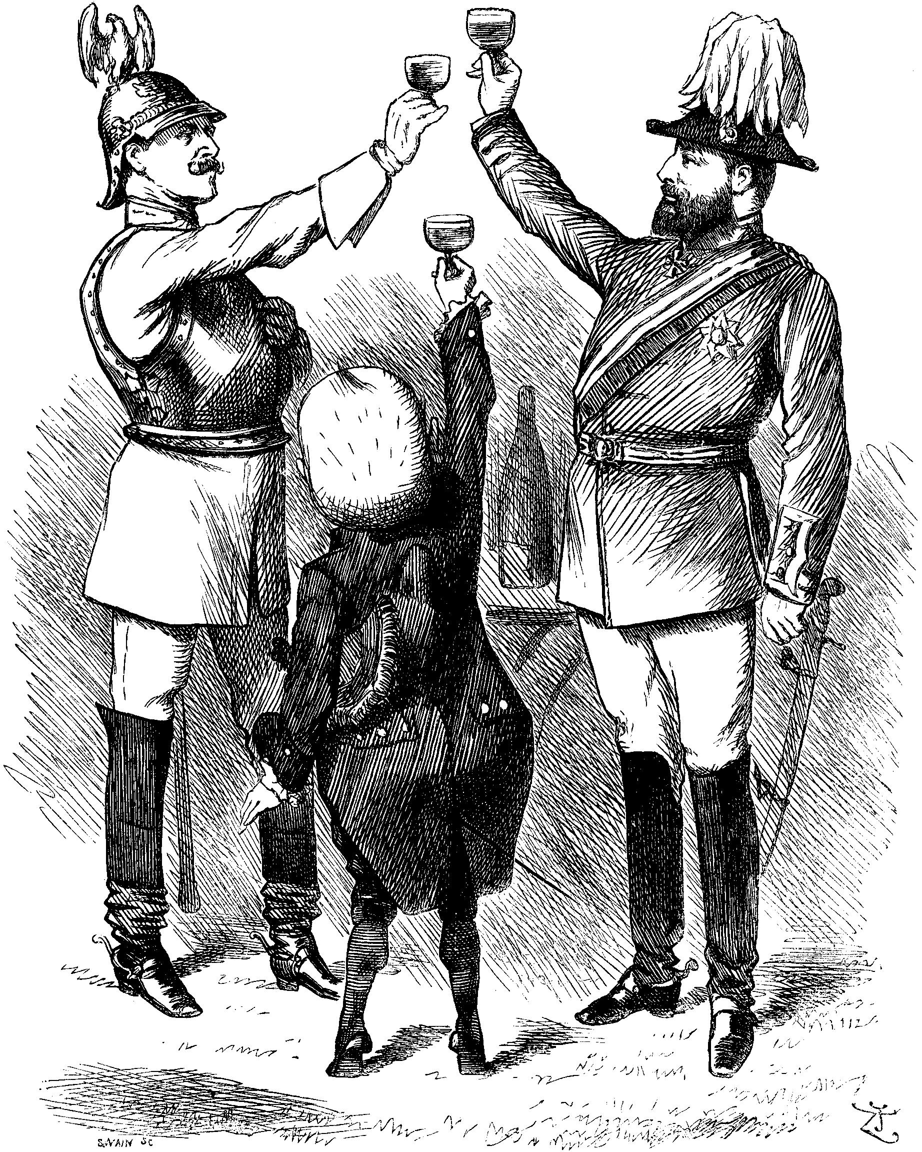 alliance of three emperors 1881