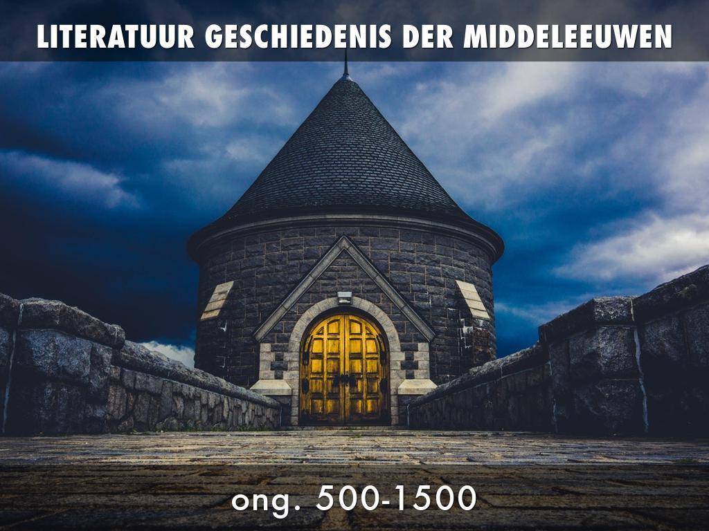 opzet presentatie  Middeleeuwen Kasper en Pim