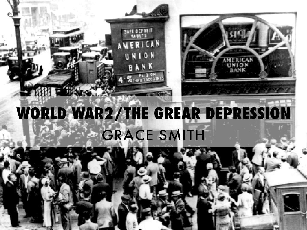 WW2/The Great Depression