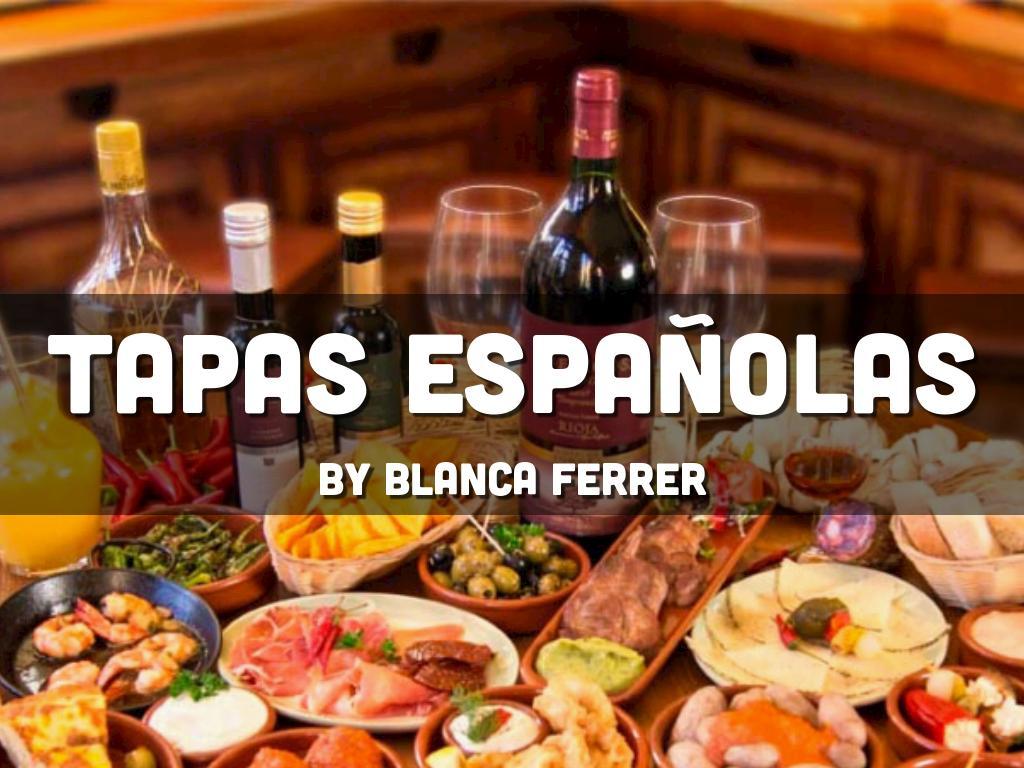 Tapas Españolas