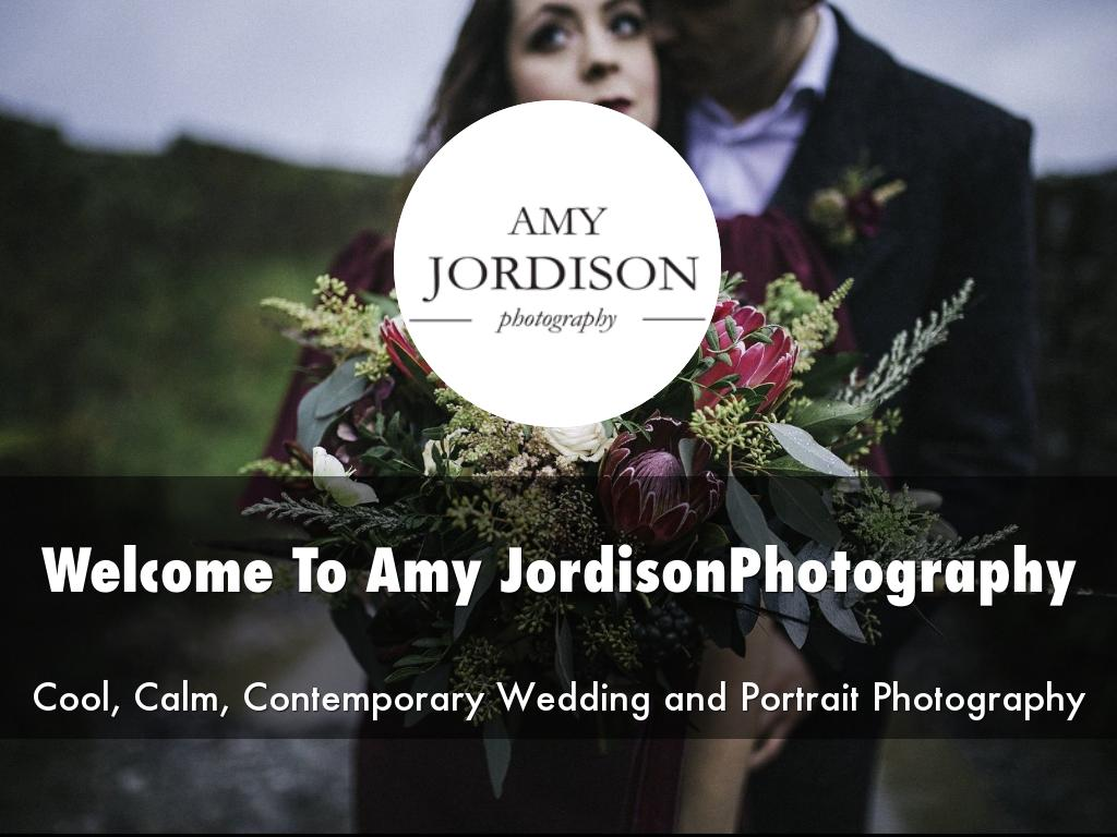 Amy Jordison Photography Presentation