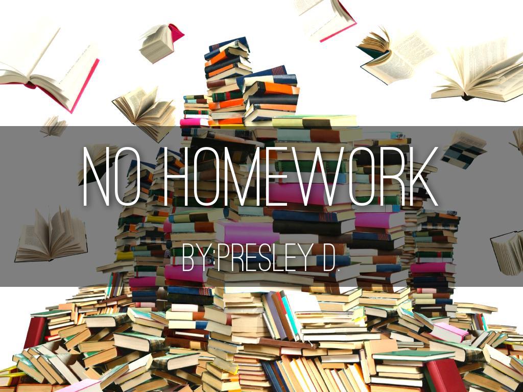 Schools Should NOT Have Homework.