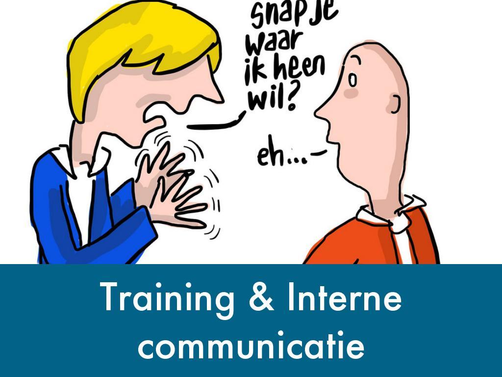 Trainingen & Interne communicatie