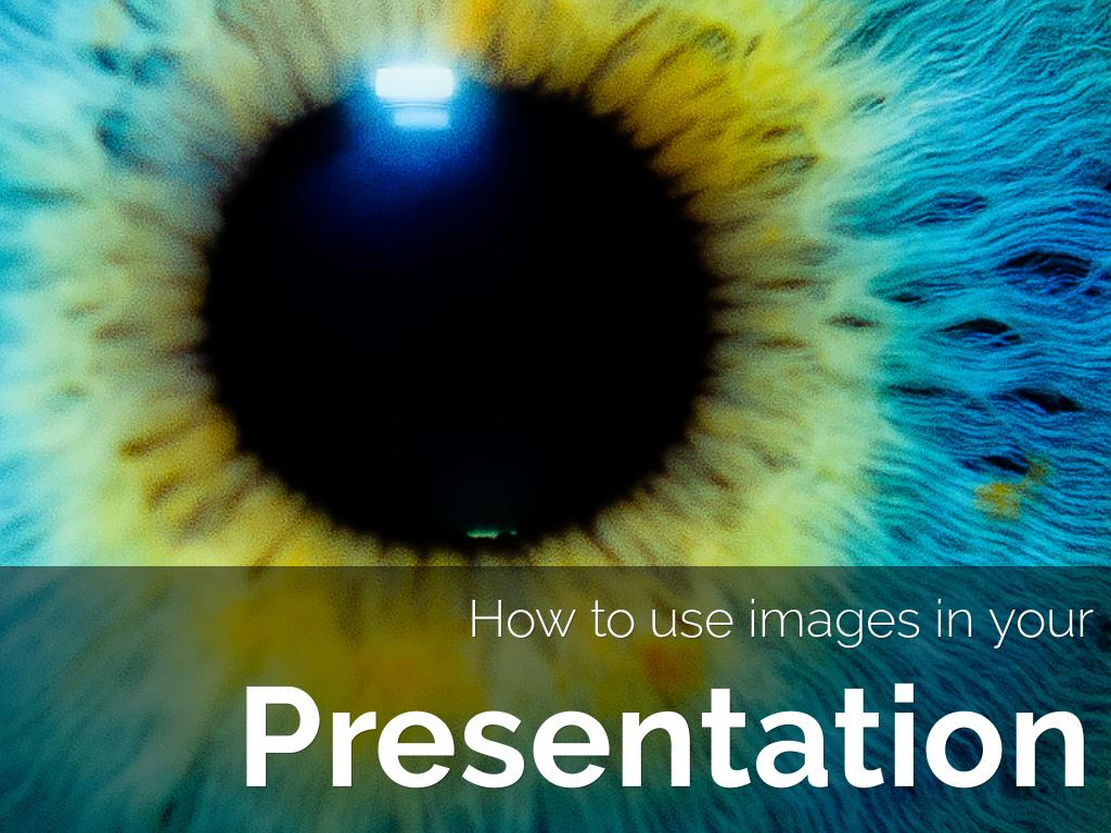 How To Effectively Use Images In Your Next Talk のコピー