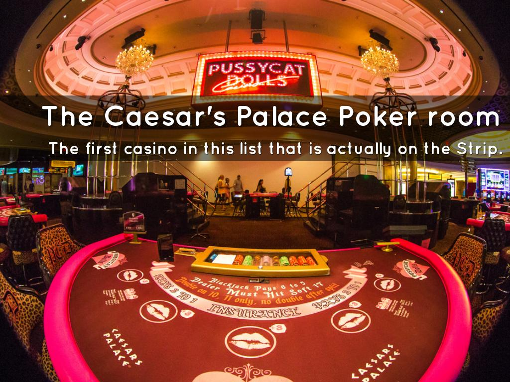 The 5 Best Poker rooms in Vegas by Gary Powers