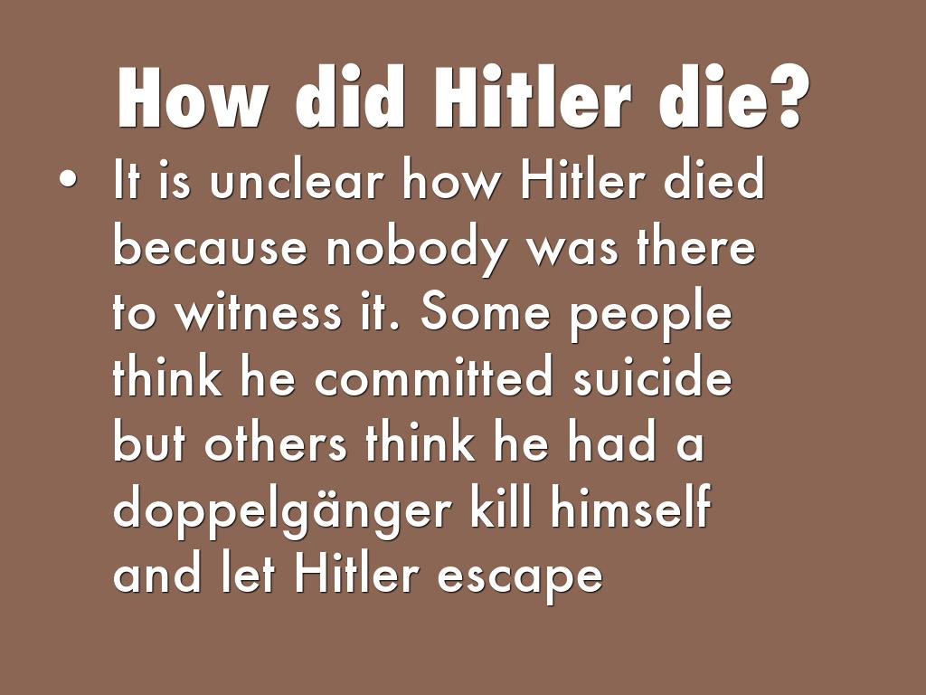 what did hitler promise the people Why did adolf hitler invade poland  the british and the french had both  promised to declare war on germany in the event of an invasion of poland   historians estimate that about 55 million polish people died under the.