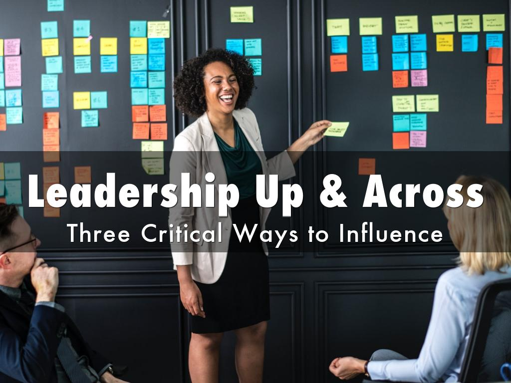 Leadership Up & Across