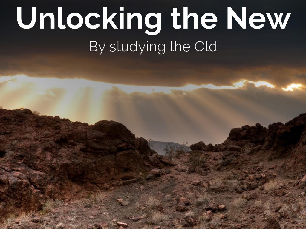 Unlocking the New