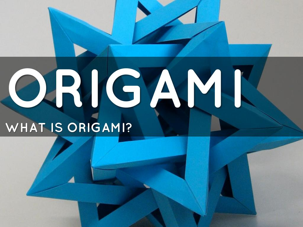 The History Behind Origami – The Art of Paper Folding | 768x1024