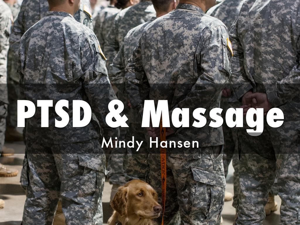 PTSD & Massage