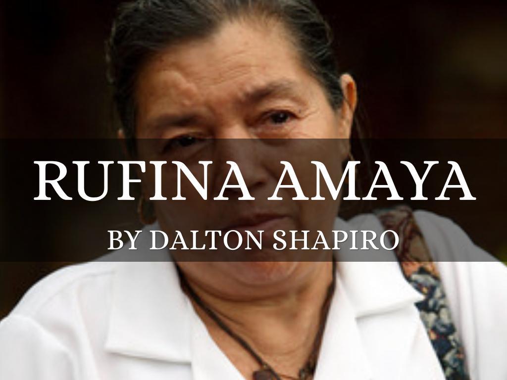 Amaya Ruifka