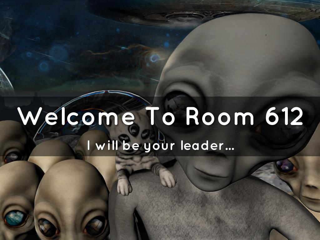 Room 612 With Ms. Ziegler