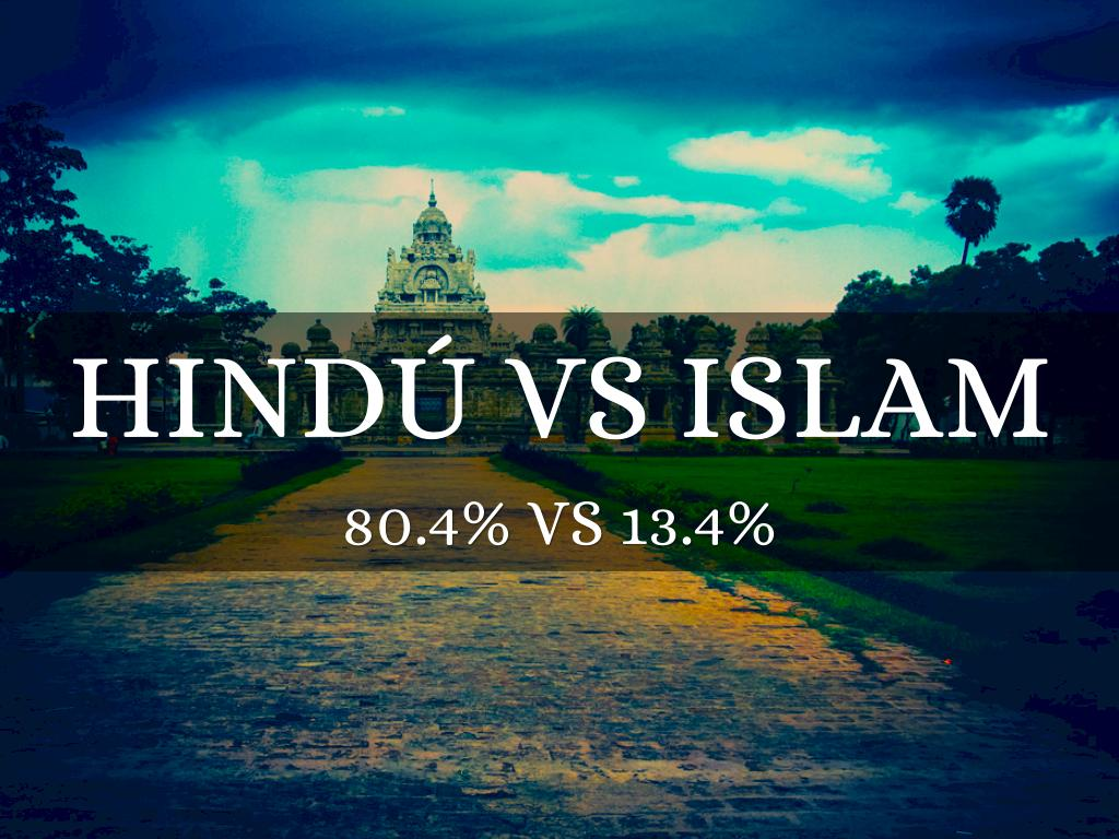 hinduism versus islam