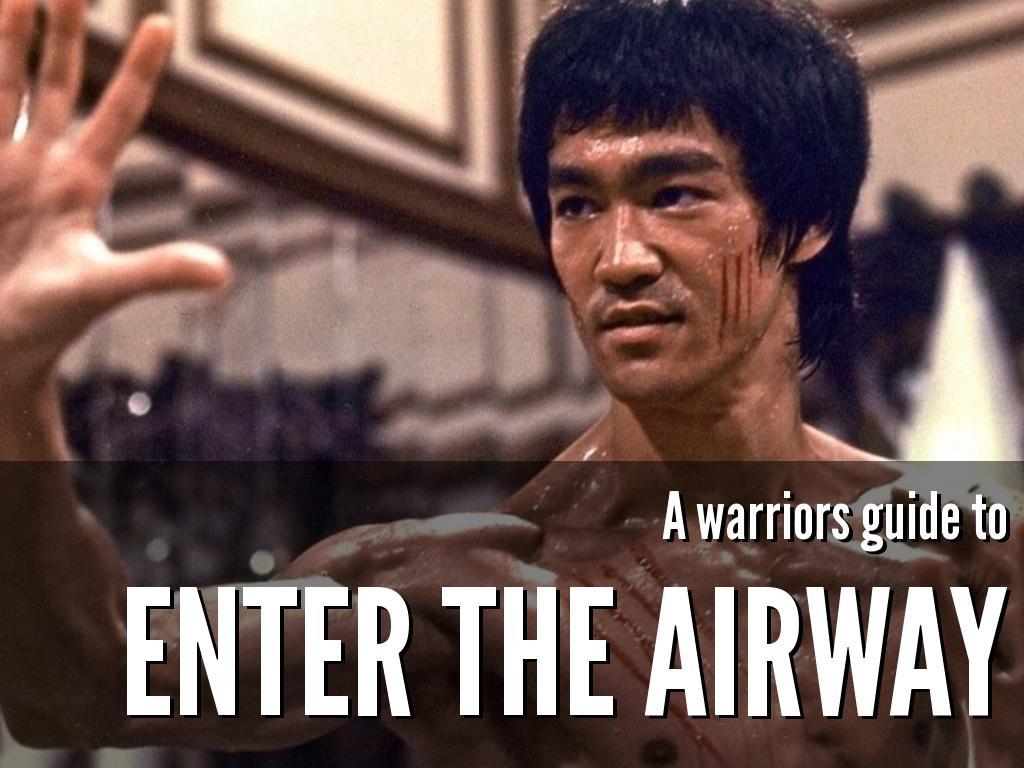 Enter the Airway - Mastering Laryngoscopy