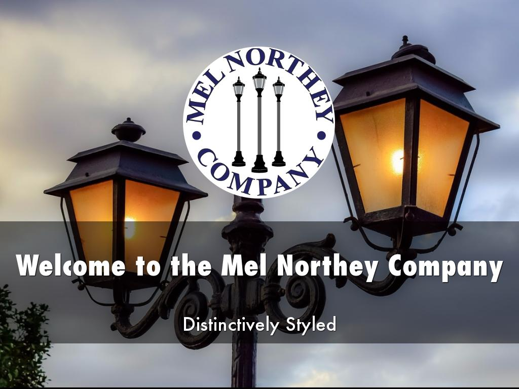 Mel Northey Presentation