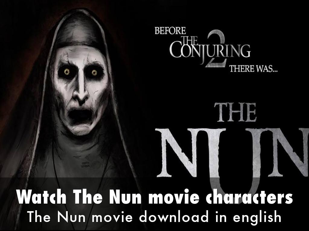download film the nun