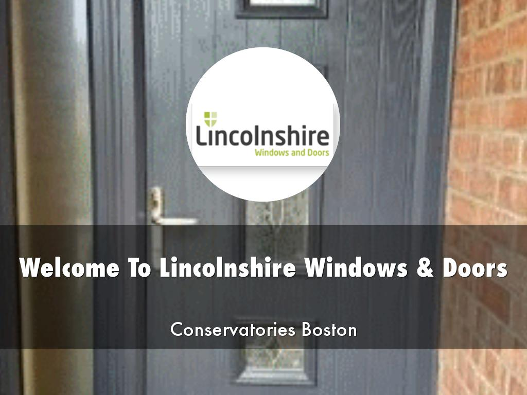 Lincolnshire Windows & Doors Presentations