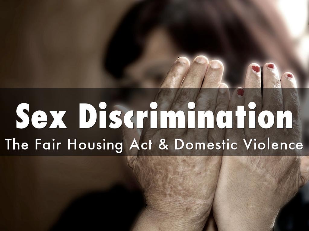 Webinar: Sex Discrimination in Housing: the Fair Housing Act & Domestic violence