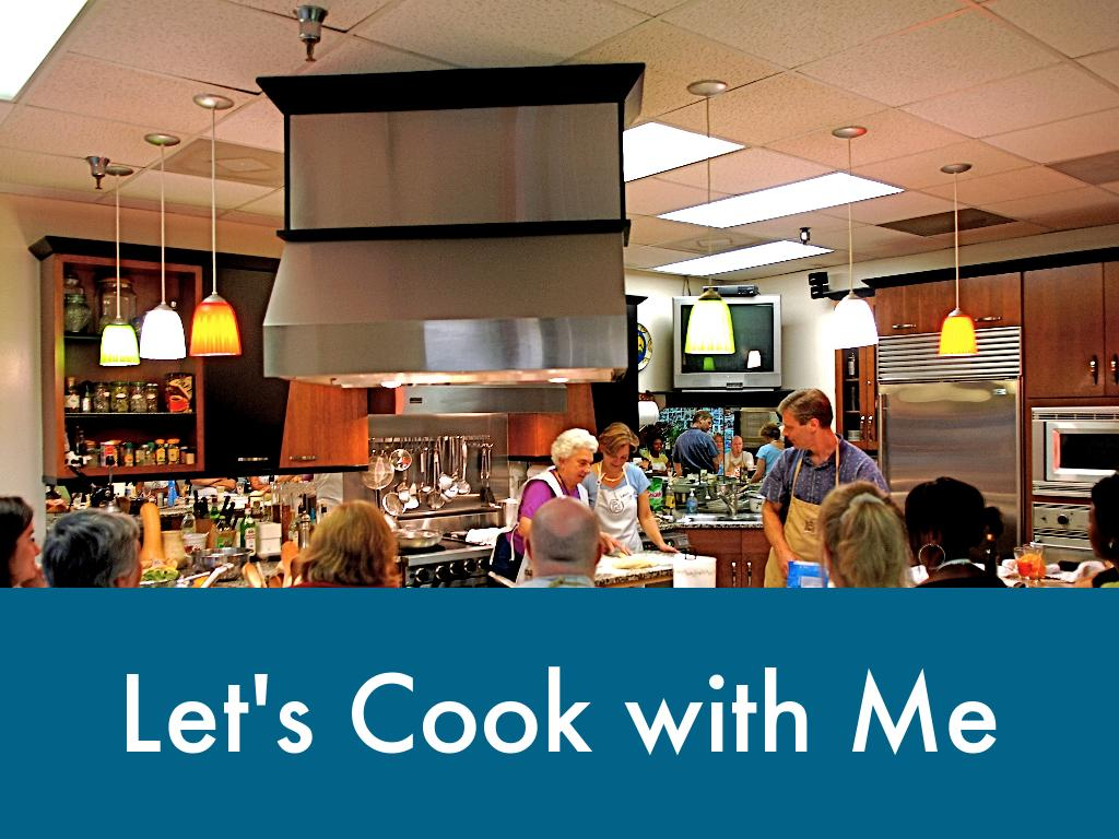 Let's Cook with Me 2