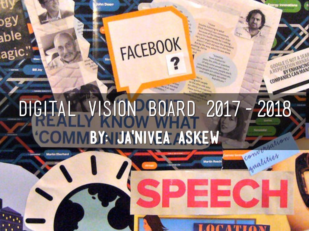 digital vision board 2017-2018askewj1, Powerpoint templates