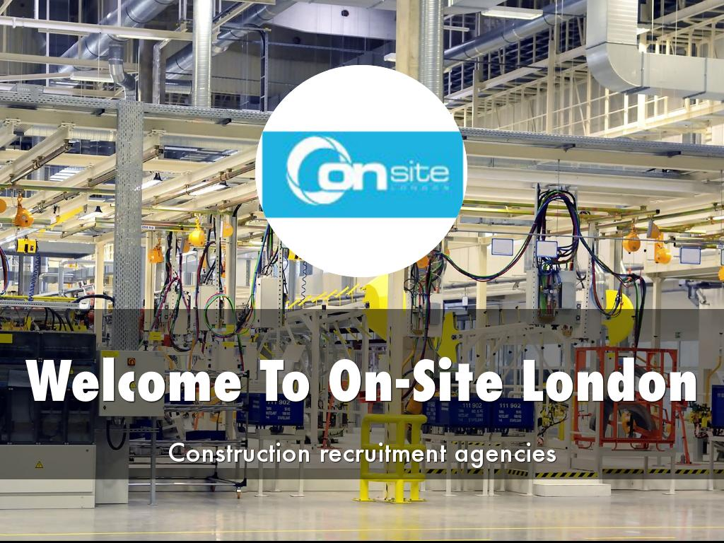 On-Site London Limited Presentation