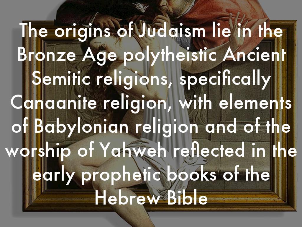 Judaism by Jason Chandler