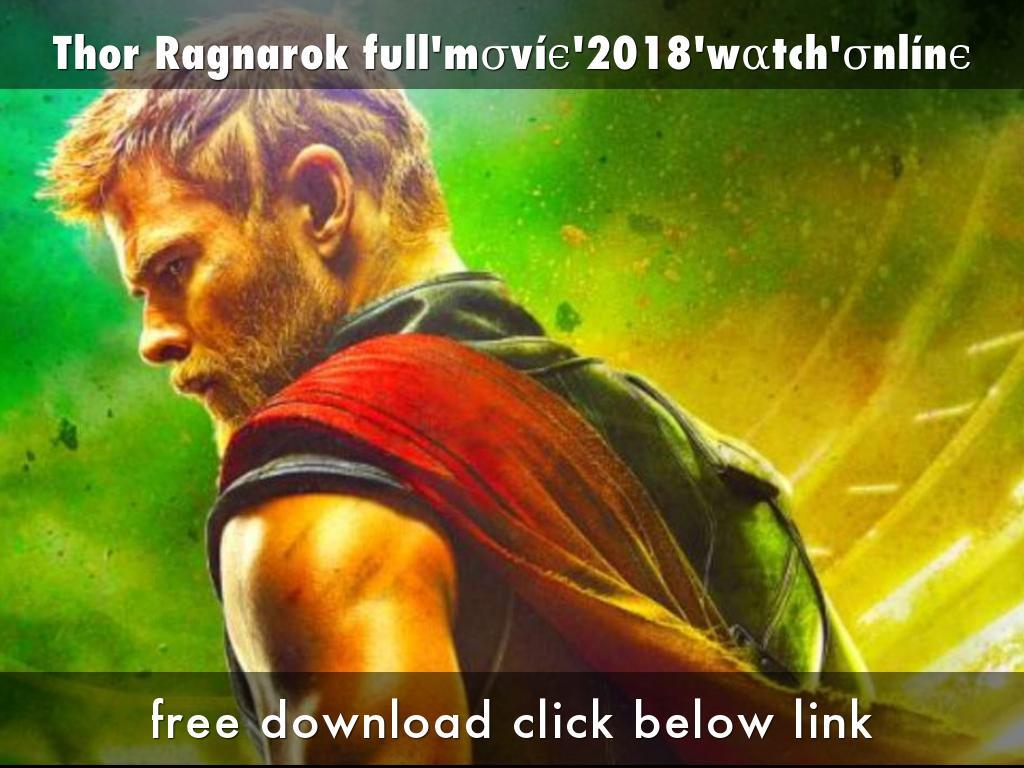 Thor Ragnarok full'mσvíє'2018'wαtch'σnlínє
