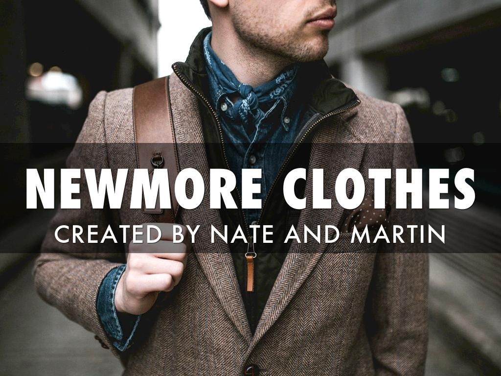 Newmore Clothes