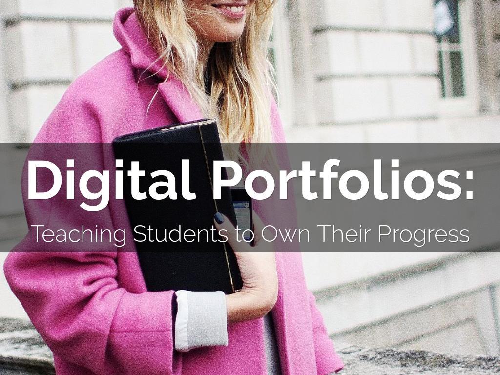 Digital Portfolios: