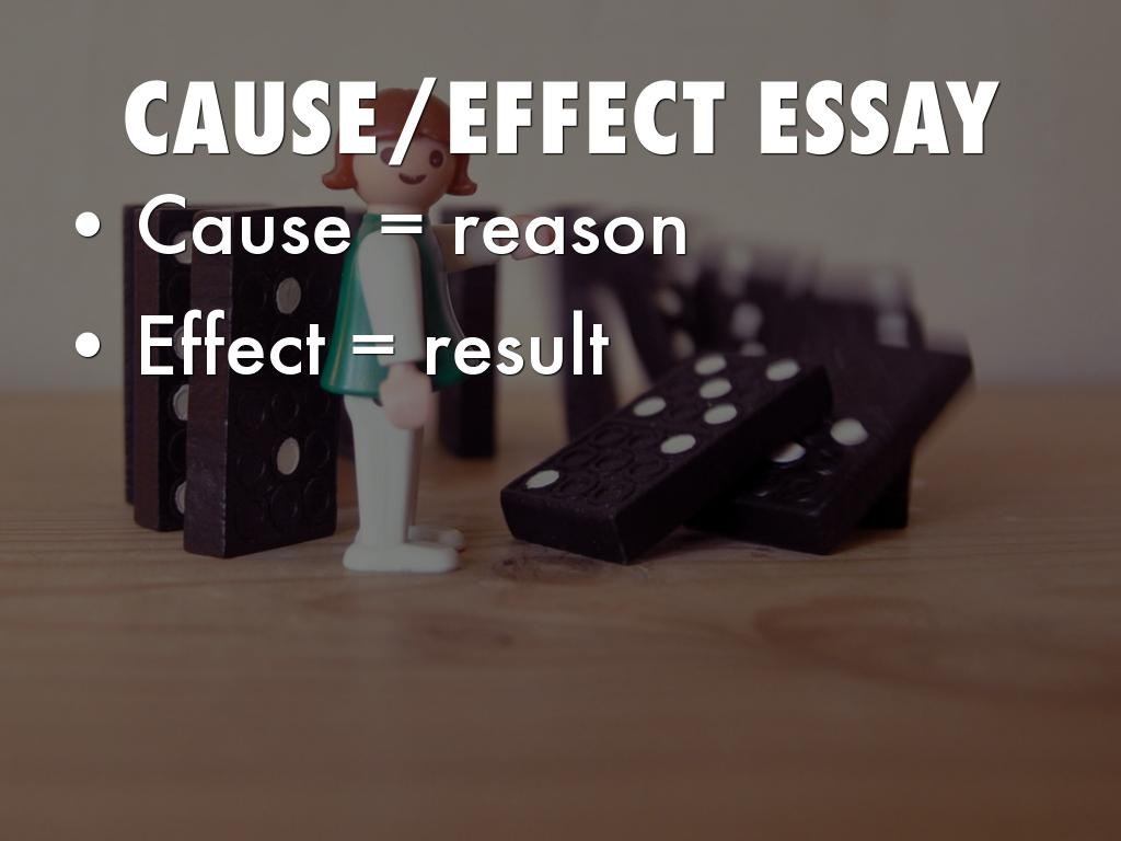 Int Great Writing Cause Effect Essay 3 by A Faulkner