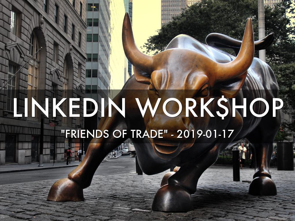 LinkedIn Work$hop