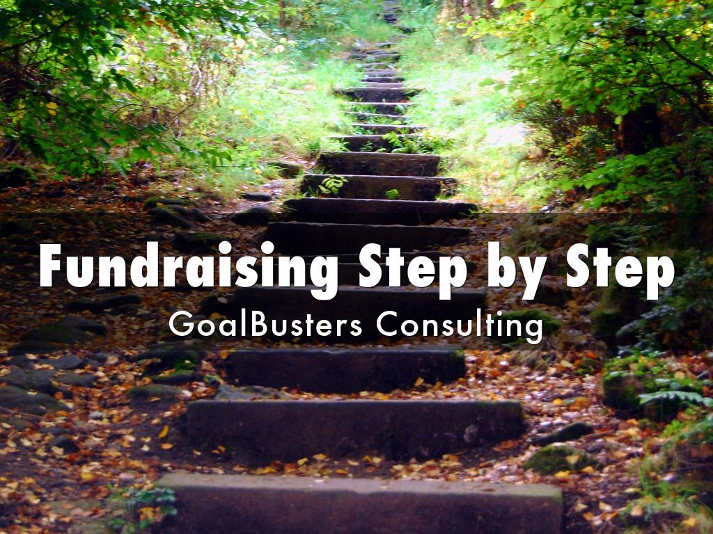 Fundraising Step by Step