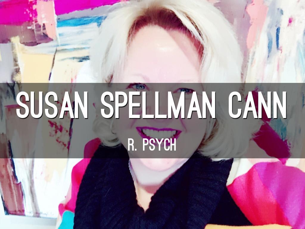 SUSAN SPELLMAN CANN