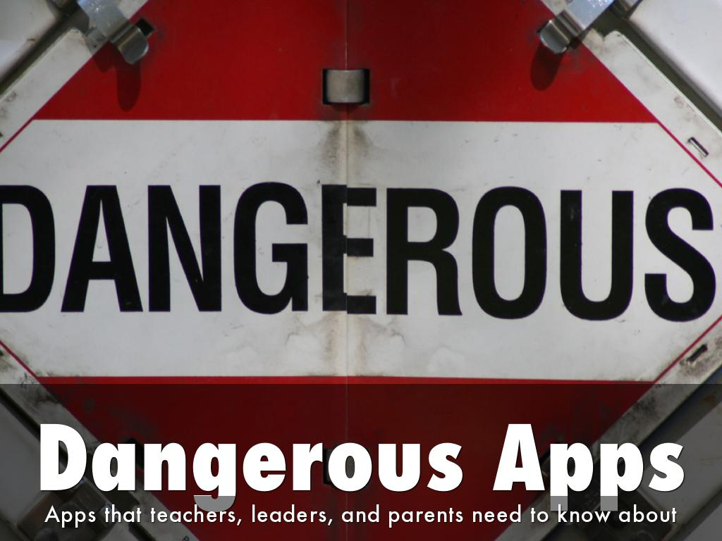 Dangerous Apps - 1.0