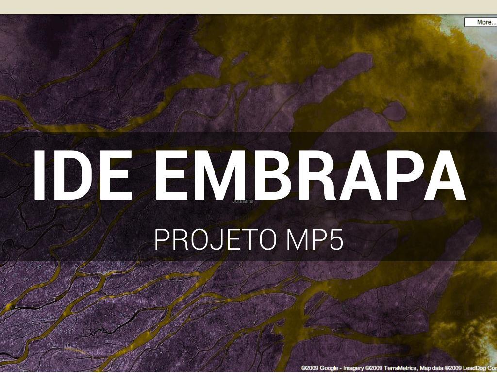 IDE-Embrapa