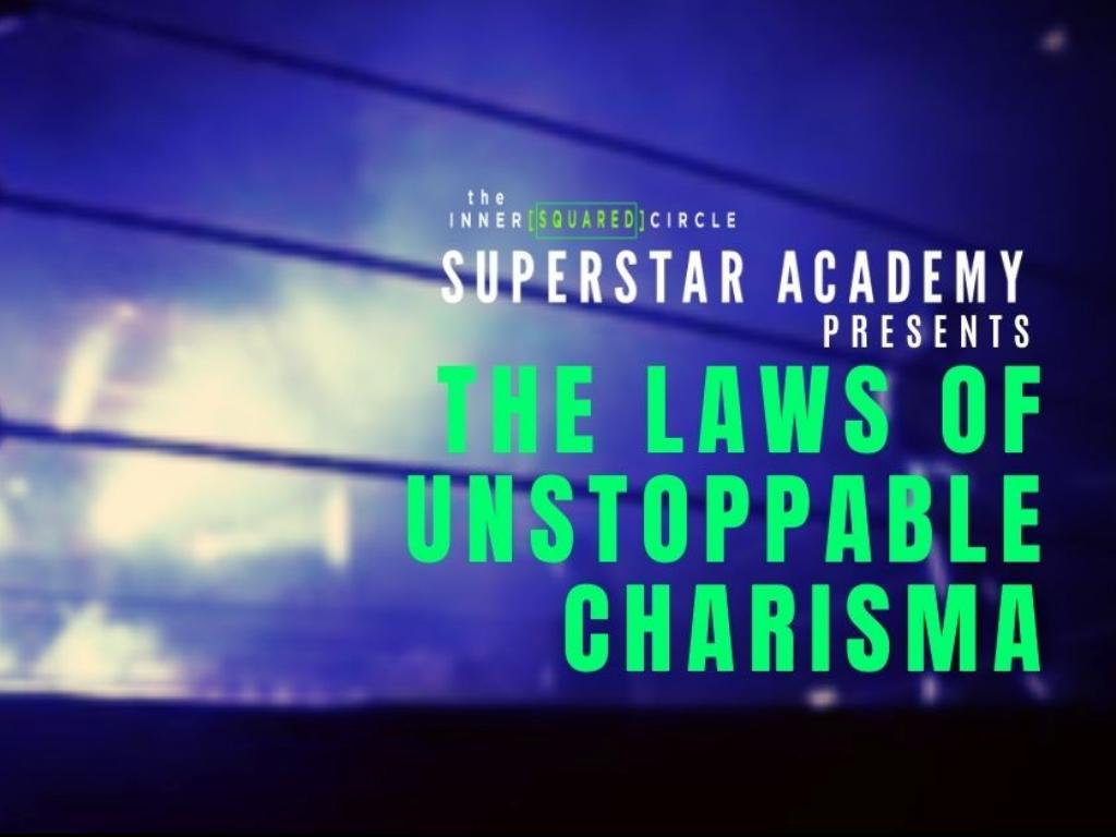 Laws of Unstoppable Charisma