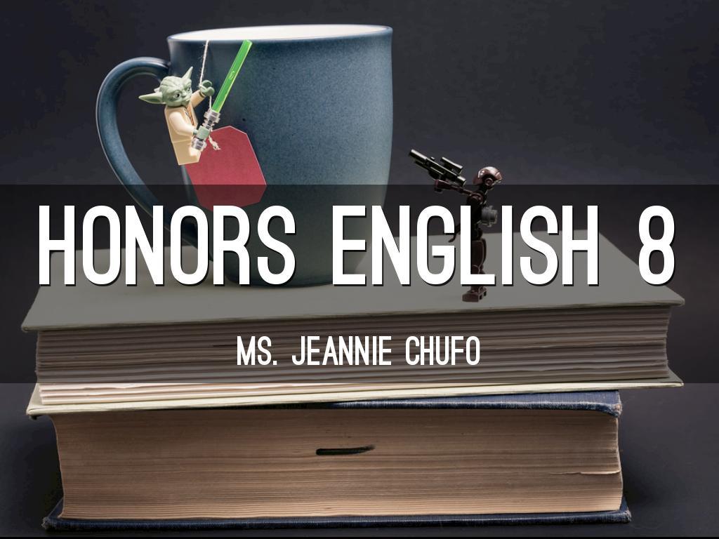 Honors English 8
