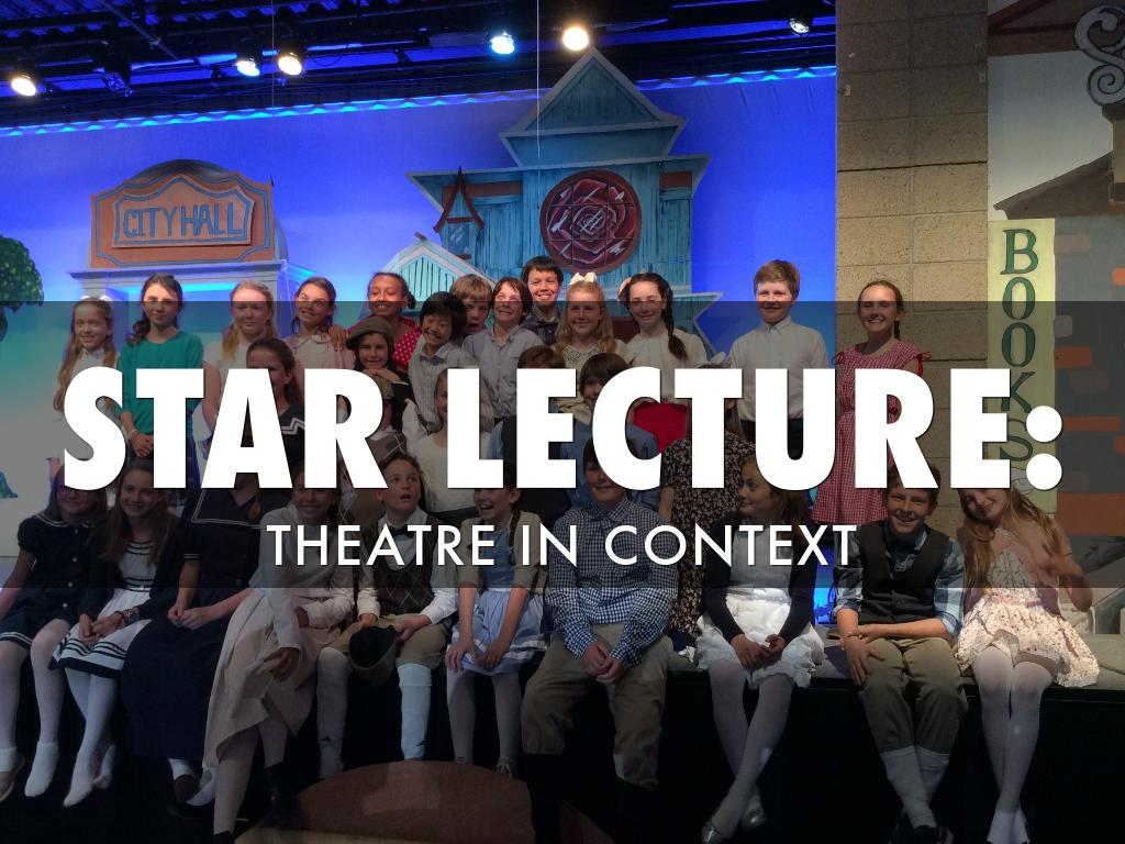 Copy of STAR Lecture