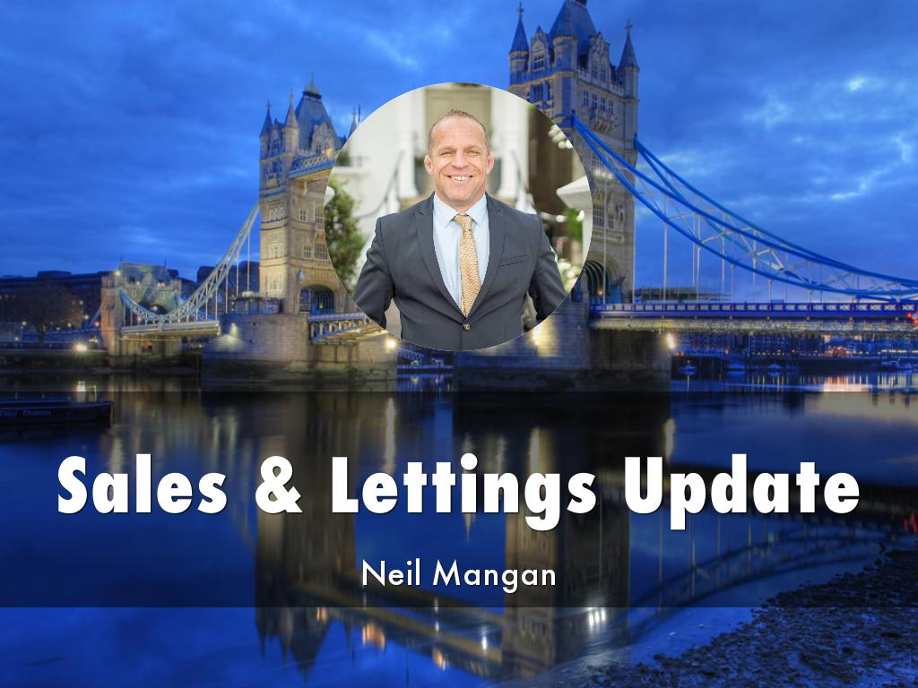 Sales & Lettings Update