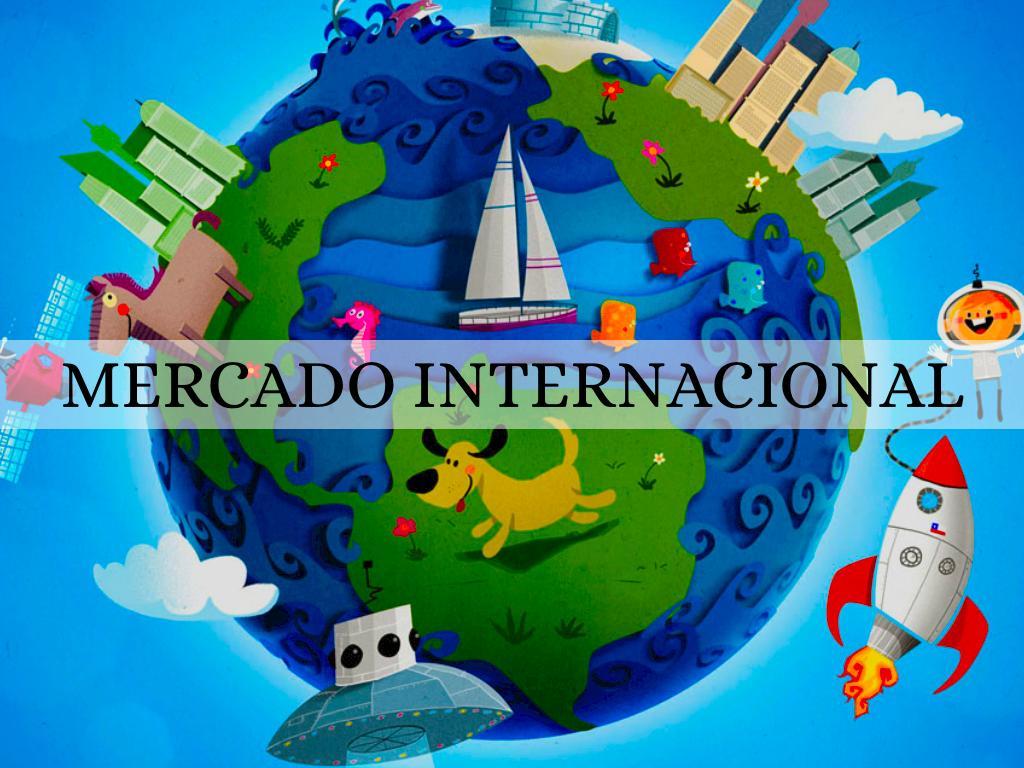 Mercadotecnia internacional by alesulser for Oficina nacional de fiscalidad internacional