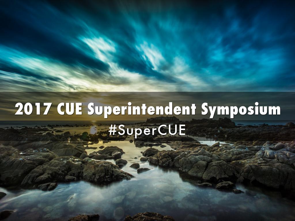 2017 Superintendent Symposium
