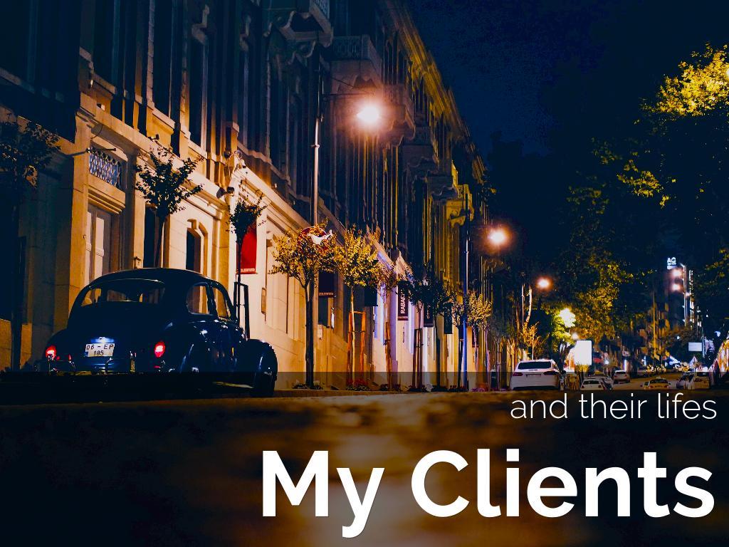 Client Narritive